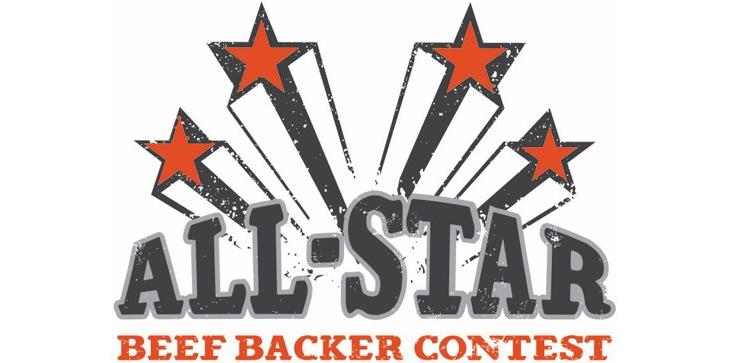 All Star Beef Backer Contest