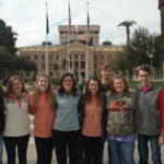 Arizona National Livestock Judging Contest