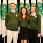 Newly Elected 4-H Congress
