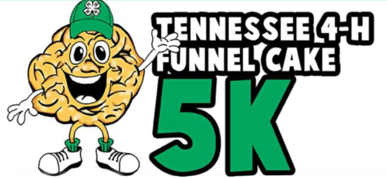 Tennessee 4-H Funnel Cake 5K Registration Information