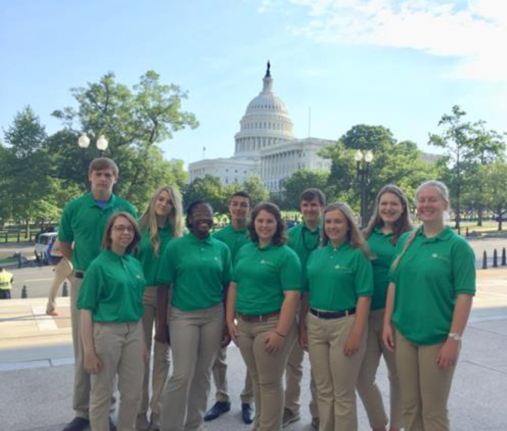 4-H'ers Attended CWF This July