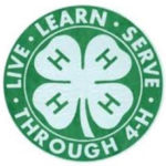 Live Learn Serve Through 4-H