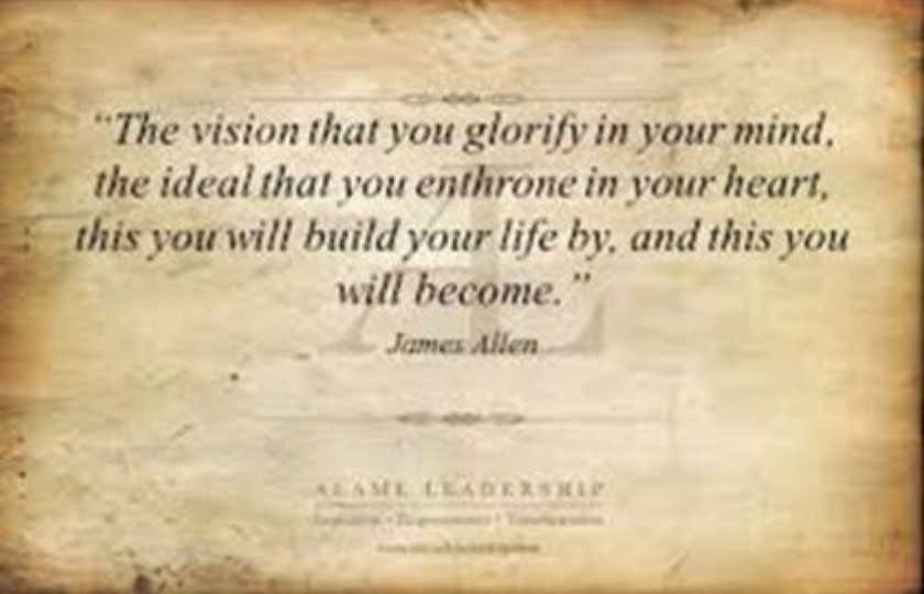 The Power of a Personal Vision Statement