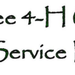 Tennessee 4-H Congress 2018 Service Project