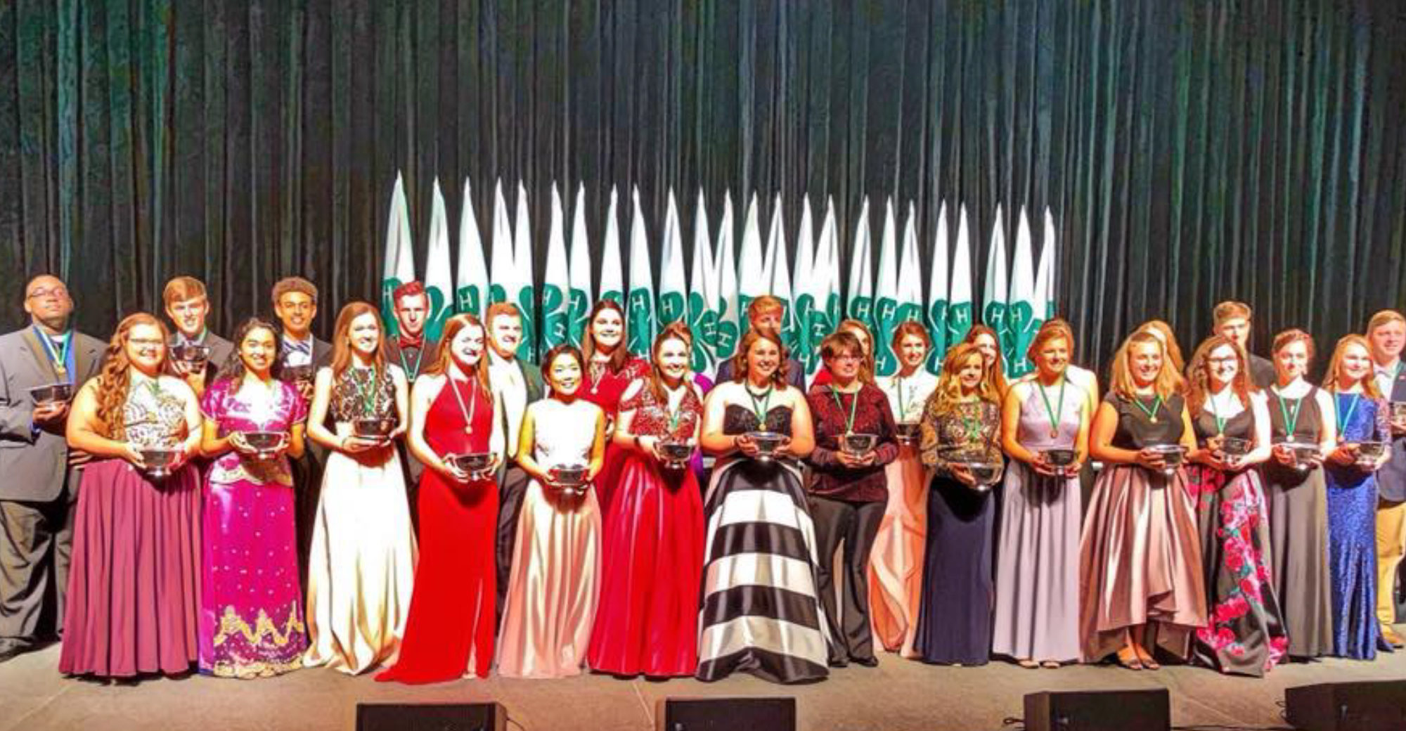 Tennessee 4-H Roundup 2018 - Level II Winners