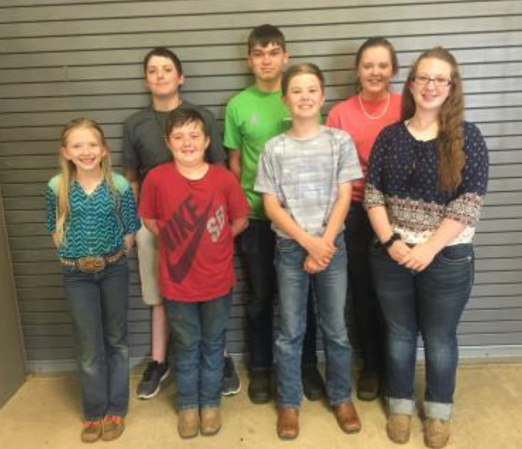 Tennessee Junior Sheep Producers Elect Leaders