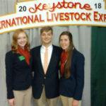 Lincoln County Participates in Keystone Livestock Judging Contest