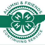 4-H Alumni and Friends Continuing Service