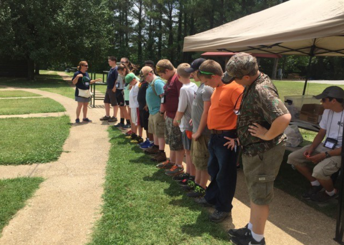 4-H Target Smart Camp Shooting Sports