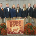 LINCOLN COUNTY DAIRY TEAM COMPETES IN NATIONAL CONTEST