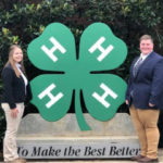 Marion County 4-H Members Learn Presentation Skills through Horse Project - Maddie Ashburn and Brandon Bass