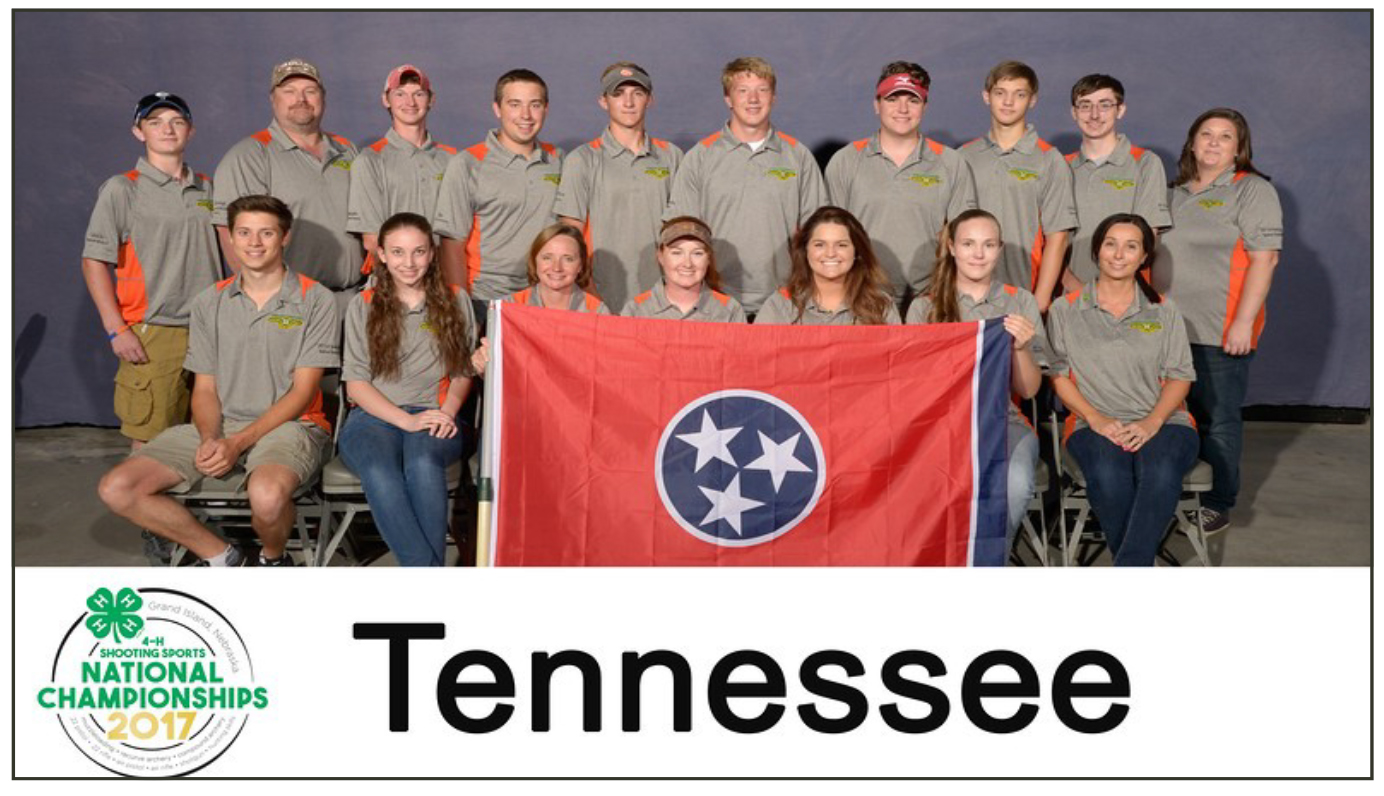 Tennessee 4-H Has Impressive Showing at National Shooting Sports Championships