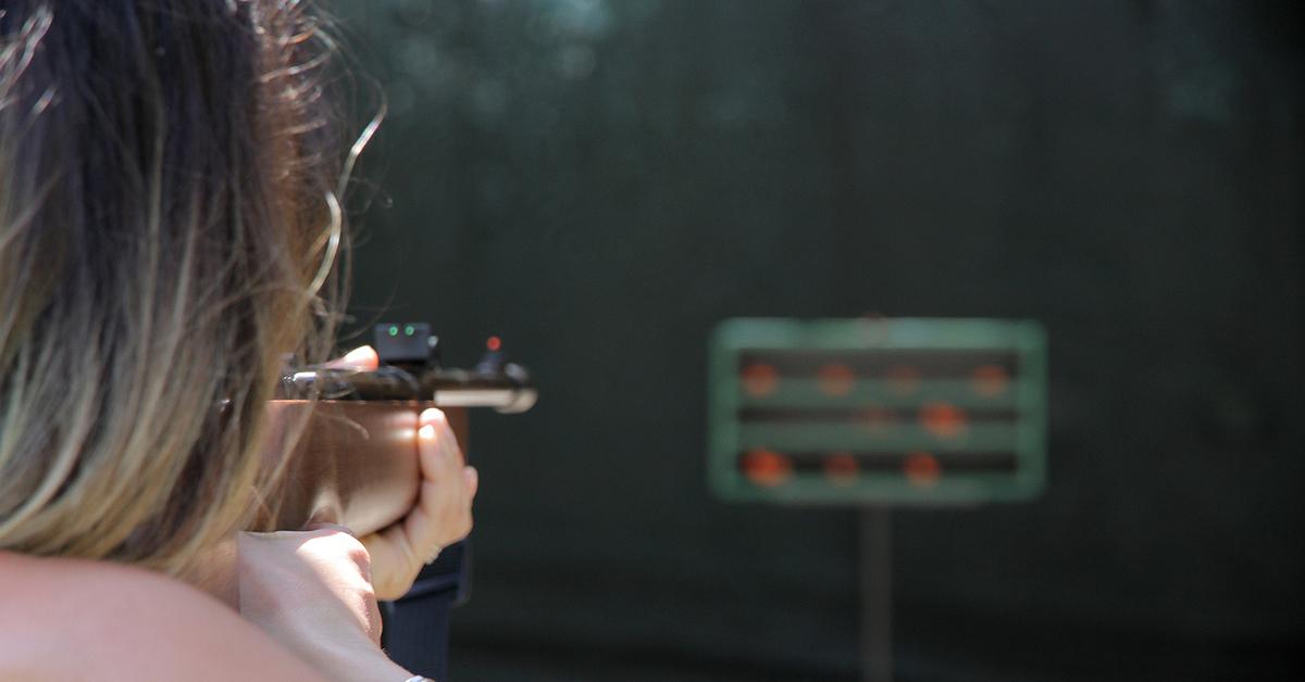 Shooting Sports Air Rifle