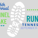 6th Annual Funnel Cake 5K Virtual Run Tennessee