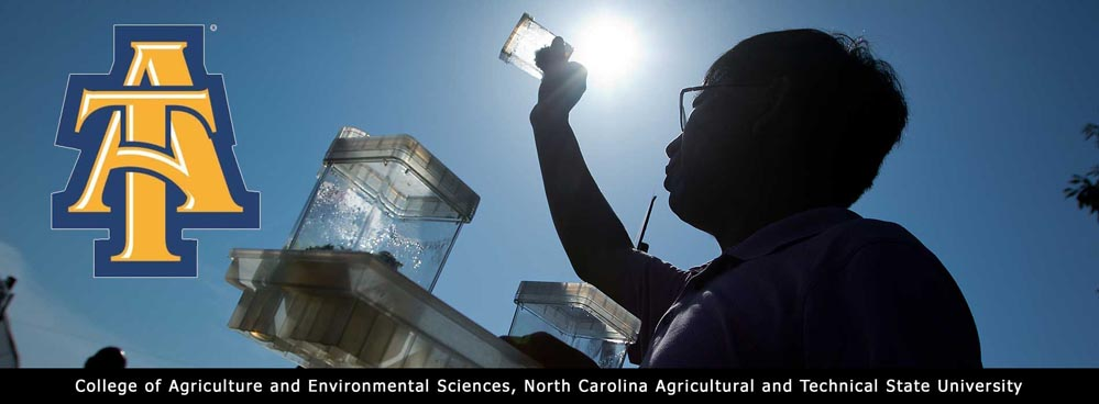 North Carolina Agricultural and Technical State University College of Agriculture and Environmental Sciences