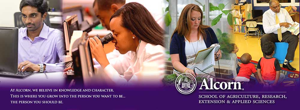 Alcorn State University School of Agriculture, Research, Extension & Applied Sciences