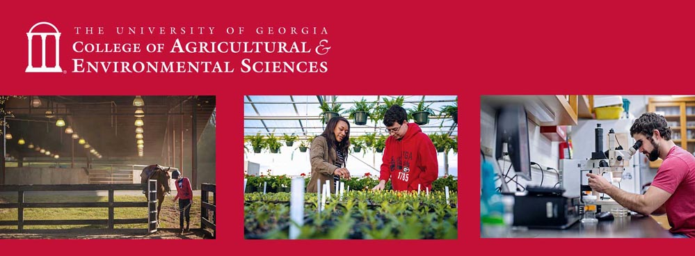 University of Georgia College of Agricultural and Environmental Sciences