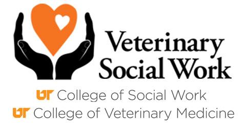 Veterinarian Social Work logo
