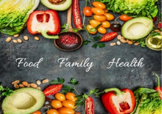 Food Family and Health poster