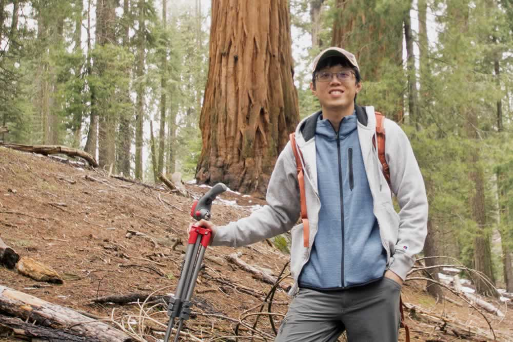 Sheng-I Yang, assistant professor of Department of Forestry, Wildlife and Fisheries