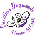 Dogwoods in the Gardens logo
