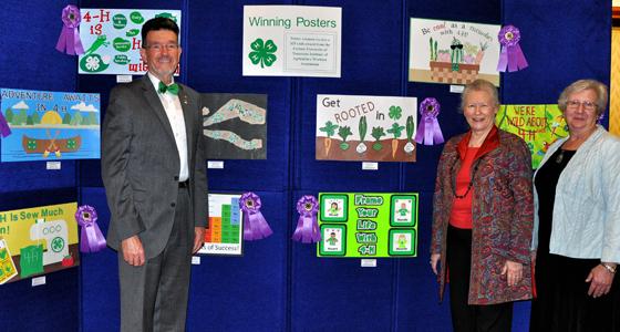 UTIA Institute of Agriculture Retirees Association Presentation Winners