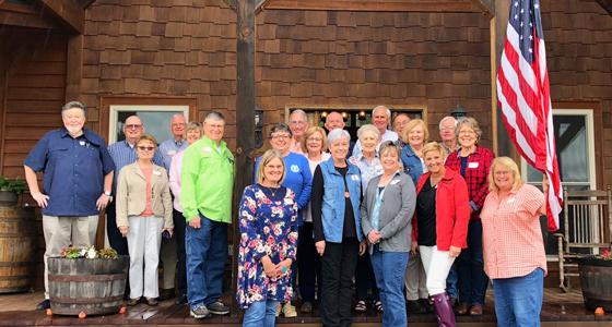 UTIA Institute of Agriculture Retirees Association Meeting