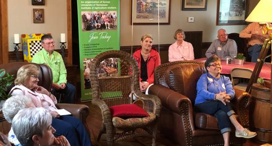 UTIA Institute of Agriculture Retirees Association Social Meeting
