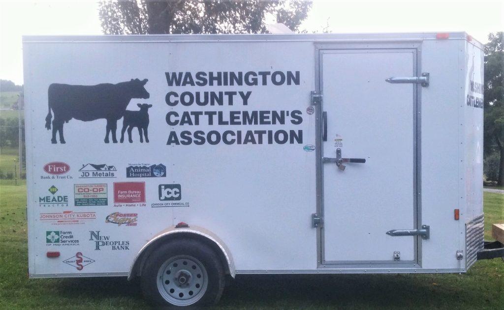 WCCA trailer