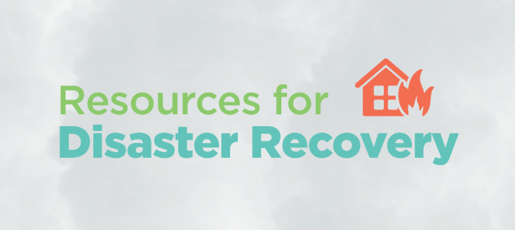 Resources for Disaster Recovery word mark